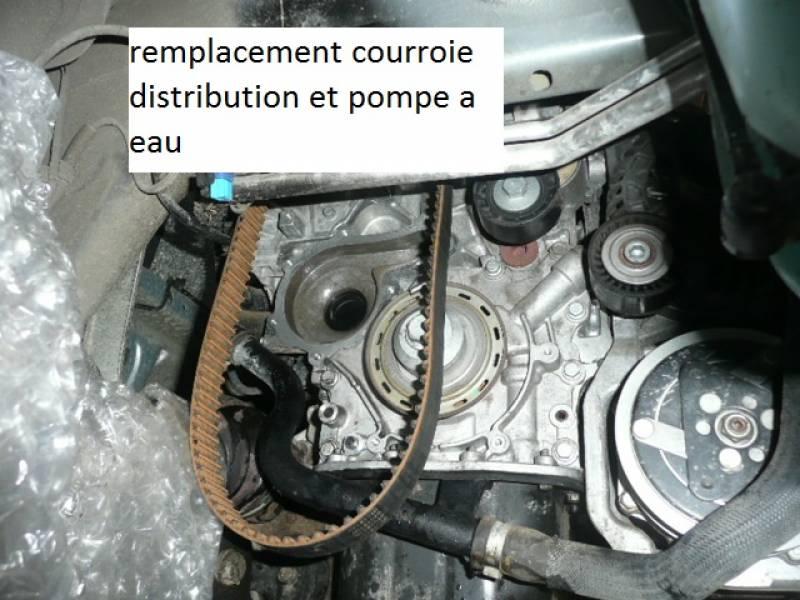 Changement plaquettes de frein vehicules toute marque nemours garage moderne - Garage courroie de distribution ...